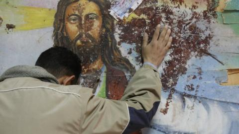 Egipto_Cristianos perseguidos
