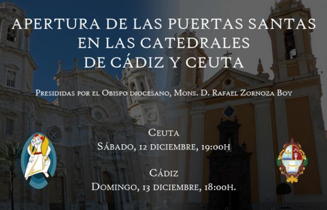 Puerta Santa Cadizy ceuta