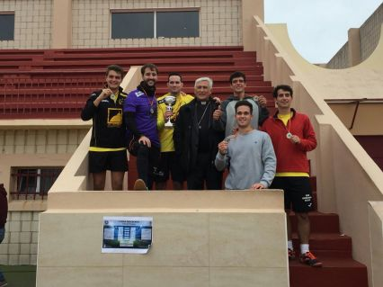 En el I Torneo de Fútbol Diocesano