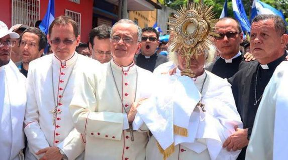 Iglesia Nicaragua Perseguida